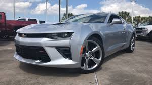 2017 chevrolet camaro ss 6 2l v8 review youtube