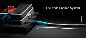 how to replace a l cord pedalsnake pedals to amp cabling system