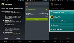 kakaotalk apk permission to an analysis of android malware targeting tibetans