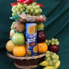 gift fruit baskets classic gift fruit basket