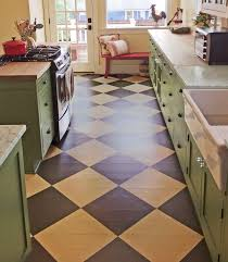 Checkerboard Laminate Flooring This Old House U2014 Tlc For Painted Wood Floors Consider These Dos And
