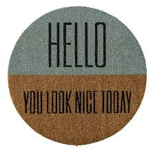 Come In And Go Away Doormat 9 Doormats With Attitude That Say Exactly The Right Thing Property