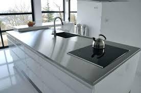 plaque aluminium cuisine plaque alu cuisine plaque pour cuisine ilot central inox pour