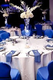 blue wedding royal blue wedding decorations wedding corners