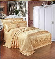 Gold Bed Set Gold Comforter Set 93 Tuscan Bedding Duvet Covers Gold Color
