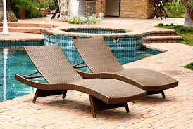 Outdoor Chaise Lounge Sofa by Amazon Com Abbyson Palermo Outdoor Adjustable Wicker Chaise