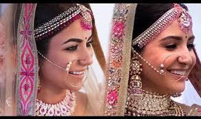 makeup bridal anushka sharma s bridal makeup step by step guide to anushka