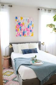 How To Set A Bed How To Set Up The Ultimate Guest Room A Beautiful Mess