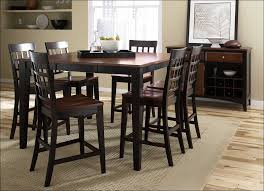 black dining room table set kitchen tables image for wood pub table and