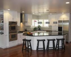 Kitchen Triangle Design Marvelous Captivating Triangle Kitchen Island Design And Style