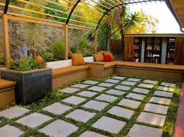 exterior astounding outdoor living space decoration using modern