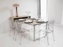 table cuisine murale rabattable table dépliante murale gain de place