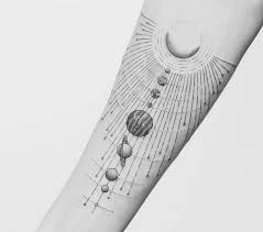 best 25 planet tattoos ideas on pinterest space tattoos