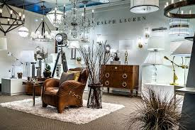 luxury lighting showroom elements at home