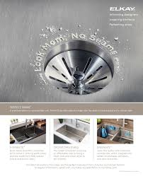 Elkay Undermount Kitchen Sinks Kitchen Sterling Stainless Steel Sink Elkay Faucets Acrylic