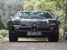 Maserati Bora Interior A Stylish And Stealthy Maserati Bora Is The U002770s Supercar You U0027ve