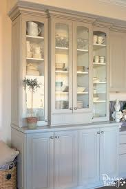 Get In Touch For Hutch Best 25 China Cabinet Makeovers Ideas On Pinterest Painted