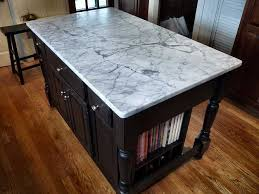 marble top kitchen island cart marble top kitchen island cart foter pertaining to with
