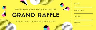 raffle tickets customize 74 raffle ticket templates online canva