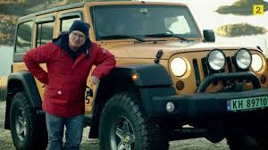 jeep arctic broom arctic jeep youtube