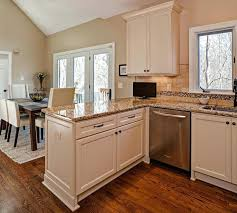 small kitchen design with peninsula small kitchen with peninsula geekoutlet co