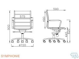 dimension bureau dimension chaise bureau chaise de bureau pied fixe eyebuy
