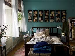 dark cozy bedroom home
