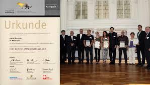 Caritas Baden Baden Lea Csr Preis 2015 Auszeichnung