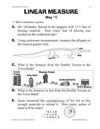 Converting Metric Units Of Length Worksheet Perimeter And Area Worksheets 3rd 4th 5th Grade