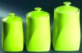 lime green kitchen canisters green canister set green canister set lime green kitchen canister