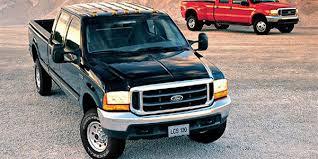 ford f250 diesel fuel mileage power stroke buyers guide
