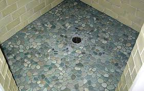 black pebble shower floor grout moretiles for ideas ceramic