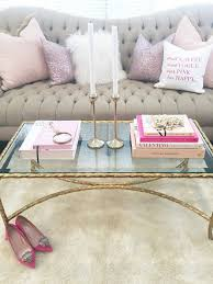 Apothecary Coffee Table by Favorite Ways To Style Your Coffee Table With Caroline Birgmann