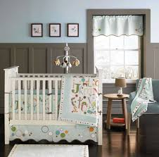 Baby Nursery Bedding Sets Neutral Baby Nursery Cool Boy Baby Crib Sets Decor With Wall Decal