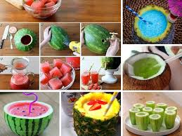 15 the most epic diy fresh fruit juice and fun ideas