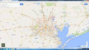 Google Maps Dallas Texas by Houston Texas Map