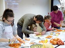 cours de cuisine en famille atelier cuisine centre social best des ateliers cuisine with