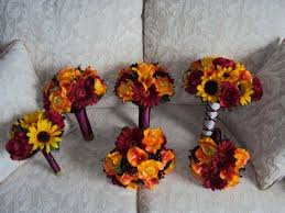 theme wedding bouquets best 25 purple sunflower wedding ideas on sunflower
