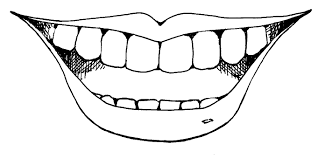 open lips coloring page printable coloring pages