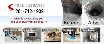 duct and vent cleaning houston dryer vent and carpet