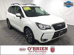 subaru forester touring 2017 o u0027brien team kia normal il