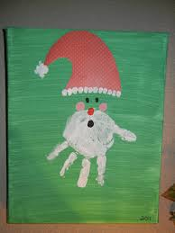 kids u0027 toys christmas handprint art and some bonus items