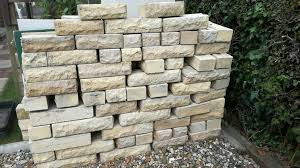decorative bricks suitable for a garden wall in norwich norfolk