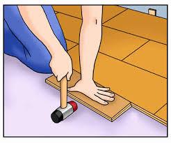 install cork flooring forna floating uniclic