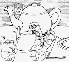tea cup coloring page with coloring pages eson me