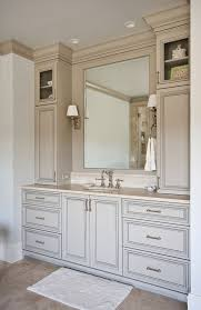 bathroom vanities ideas design like the storage on either side not necessarily the style vanity