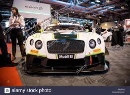 bentley sports car 2016 birmingham uk 14th jan 2016 the bentley continental gt3 race
