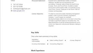 no experience resume exle exles of resumes for resume with no experience sales no