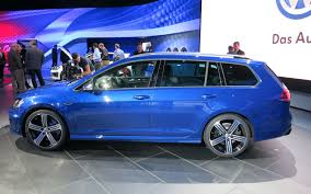 volkswagen golf wagon 2015 volkswagen golf r variant the ultimate vw is a wagon the car guide