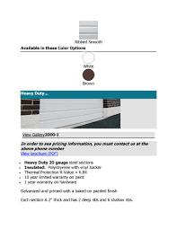 Overhead Door Warranty by Commercial Metal Door Frames Commercial Metal Door Commercial